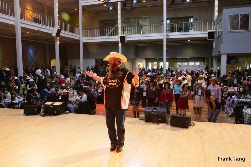 Line Dancing at Your Fundraiser