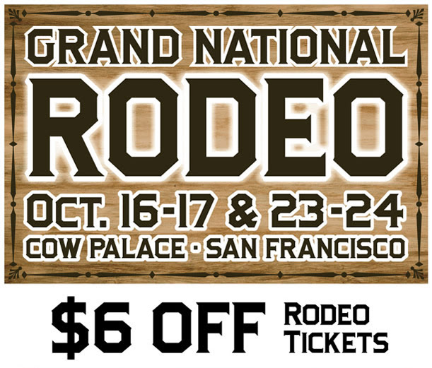 Grand National Rodeo Discount Tickets